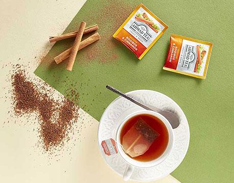 Rooibos & Cinnamon Infusion - 20 Foil Teabags