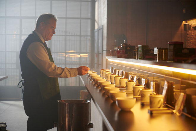 See how we maintain exceptional levels of quality and how to – in our modest opinion – brew the perfect cup of Ahmad Tea.