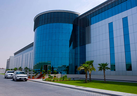 Ahmd Tea's new state-of-the-art processing and export plant opens in the United Arab Emirates,