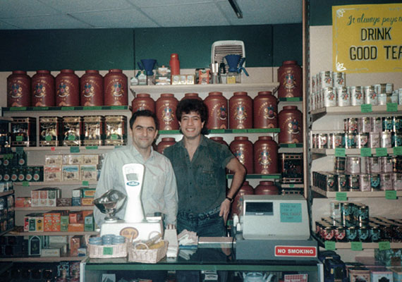 Ahmad Tea is founded by Mr Rahim and his brothers