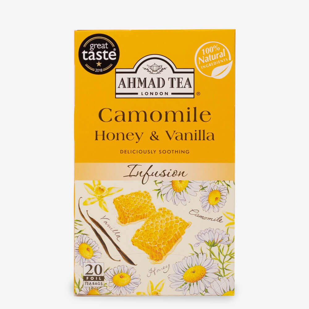Camomile Honey & Vanilla