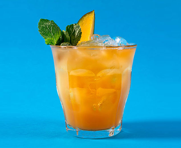 Mango Magic Iced Tea