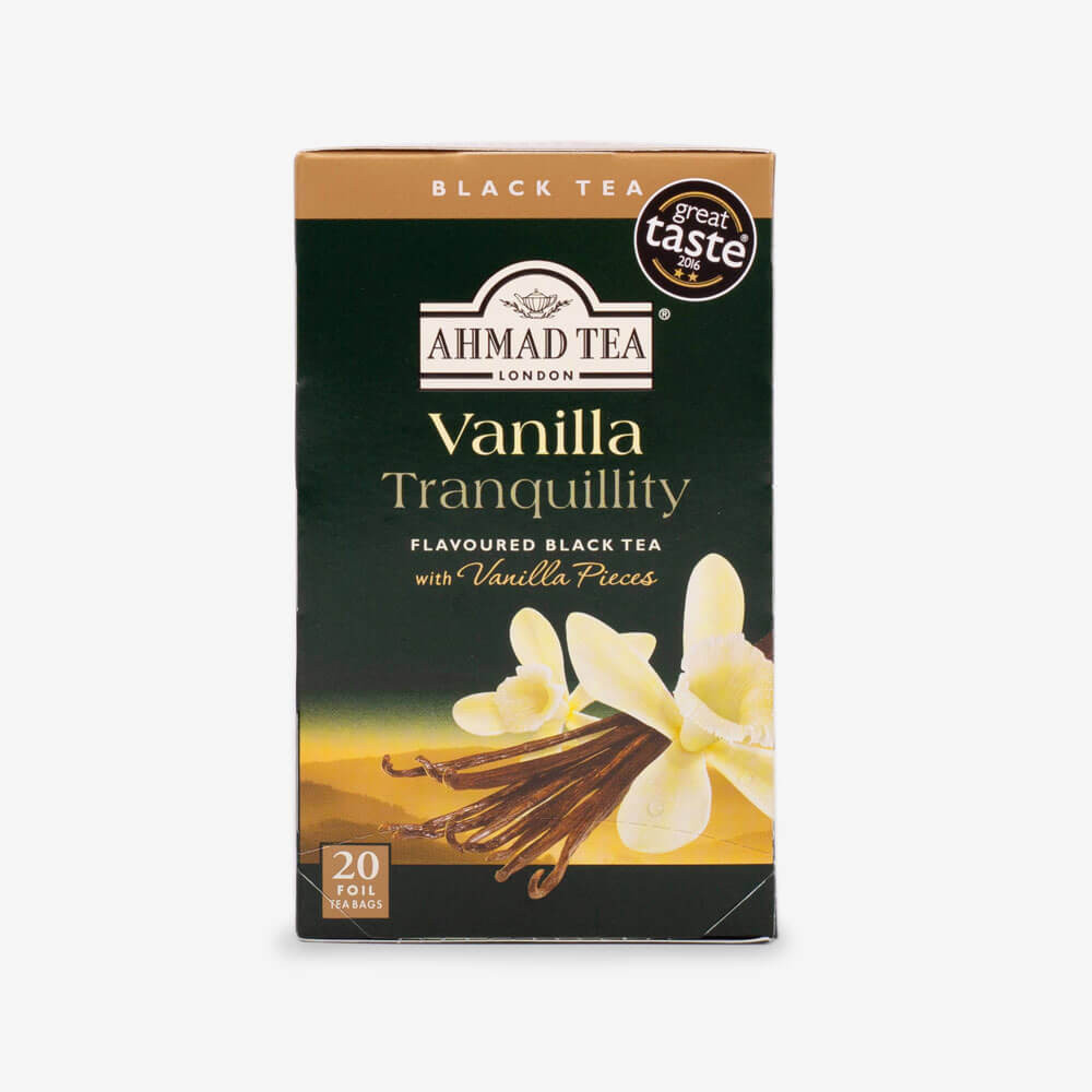 Vanilla Tranquility Tea - Teabags