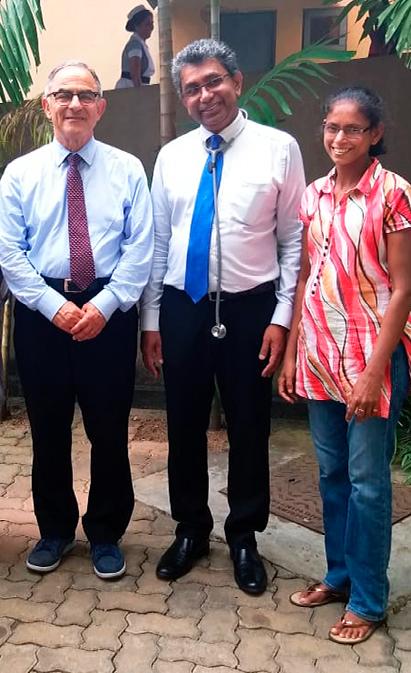 IMPROVING CANCER TREATMENT IN SRI LANKA