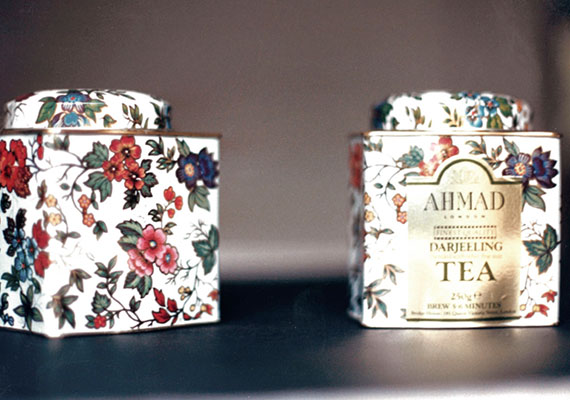Ahmad Tea's first loose tea blend goes on sale, targeted at the luxury gifting market