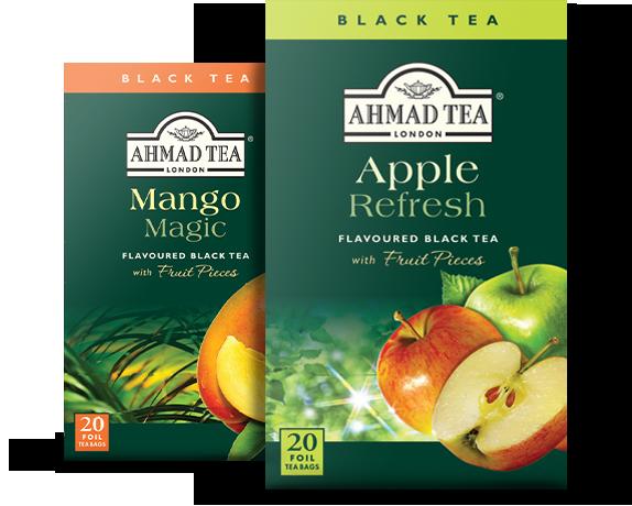 Fruit black tea collections