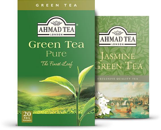 Green Tea Collections
