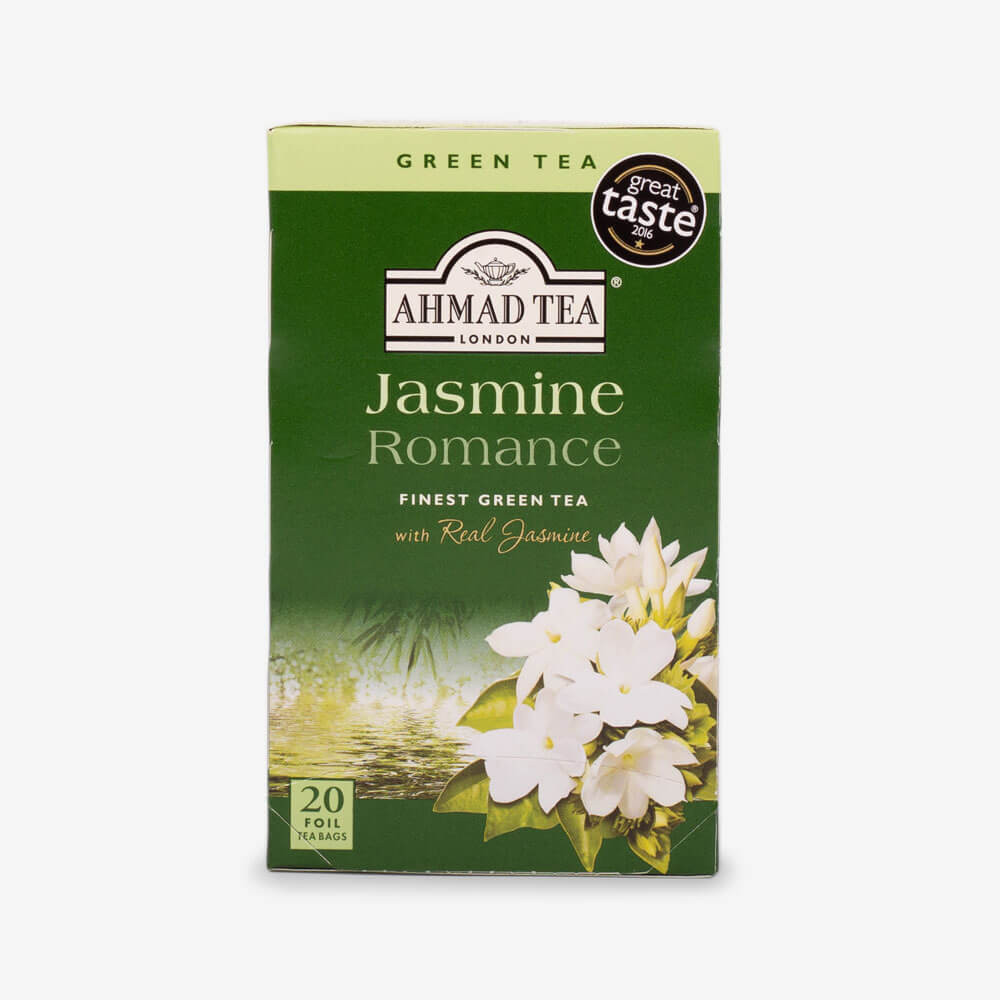 Jasmine Romance Green Tea - Teabags