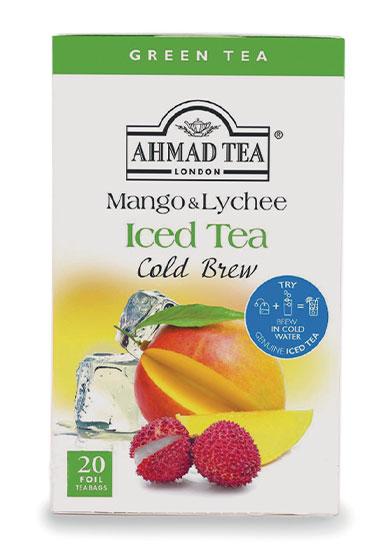 Buy Mango & Lychee Iced Tea