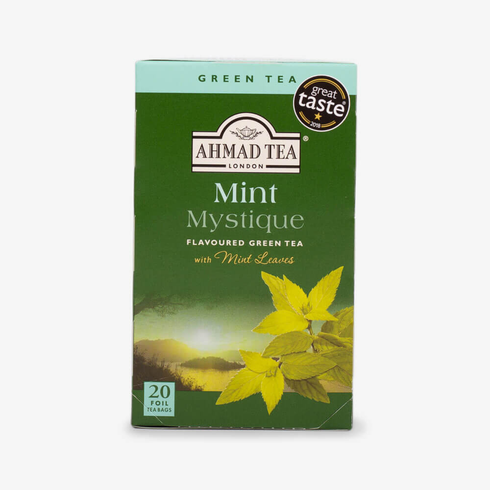Mint Mystique Green Tea - Teabags