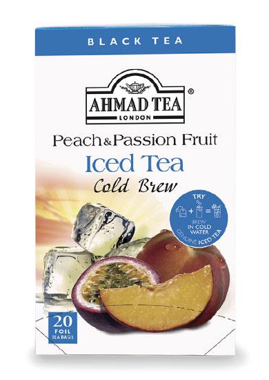 Buy Peach & Passion Fruit Iced Tea