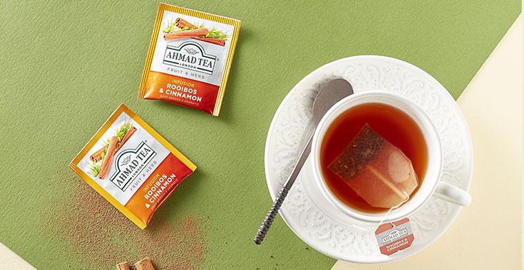 Rooibos Cinnamon Tea