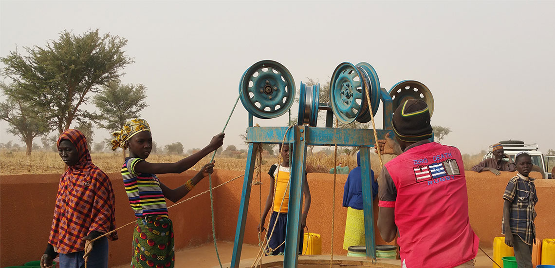 IMPROVING ACCESS TO WATER IN NIGER