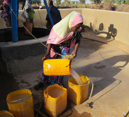 IMPROVING ACCESS TO CLEAN WATER