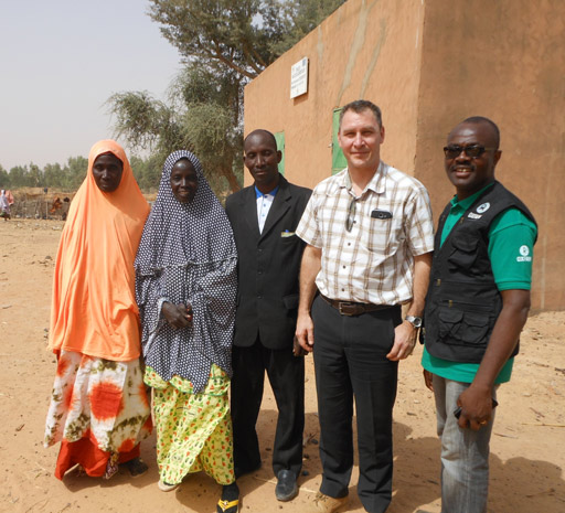 Working with Oxfam