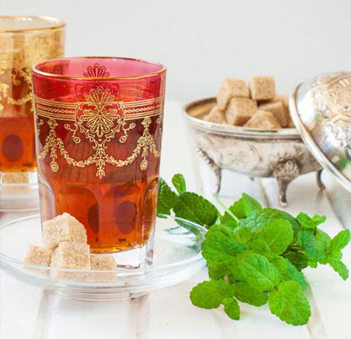 Marocco tea