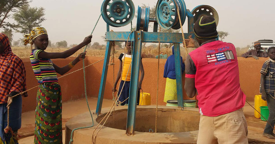 Nigeria water project