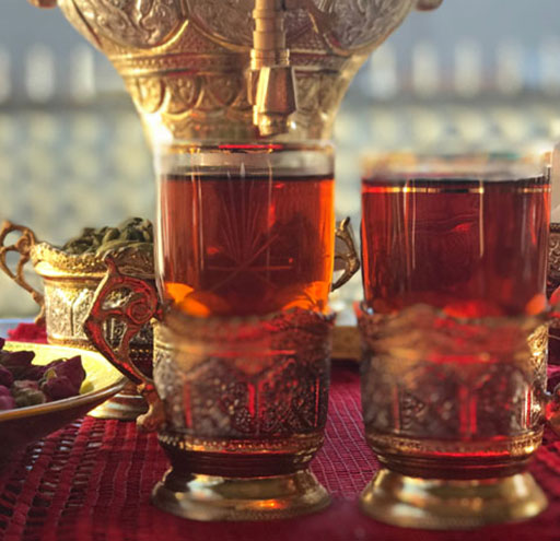 Persia tea
