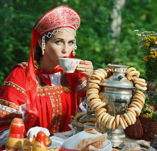 Russia tea