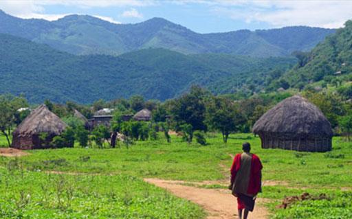 Tanzania Village