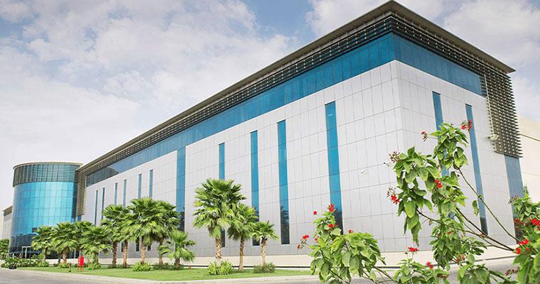 UAE factory