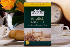 What are the differences between English Breakfast, Earl Grey and English Tea No.1 blends