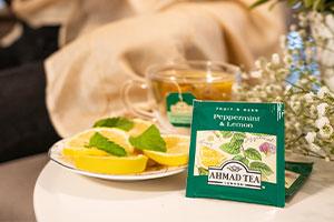 Do herbal teas contain caffeine?