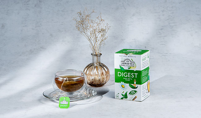 Natural Benefits infusions - Digest