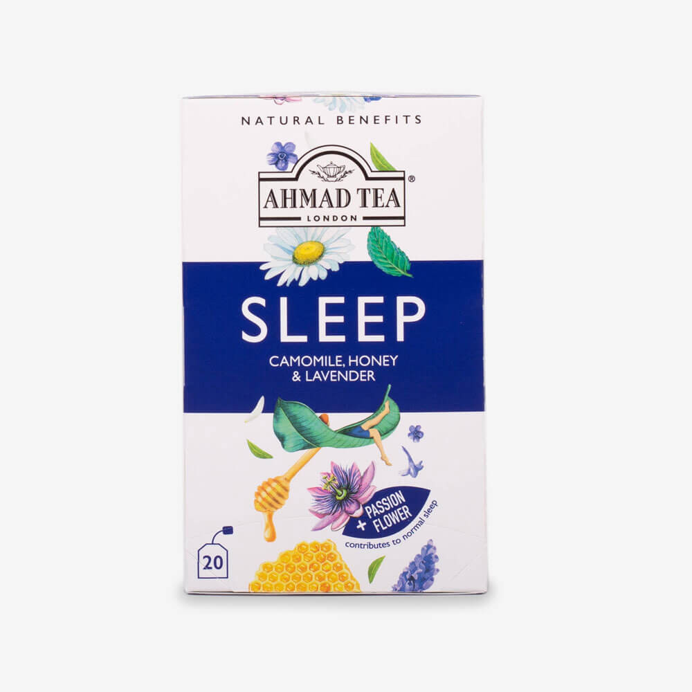 "Camomile, Honey & Lavender ""Sleep"" Infusion - Teabags"