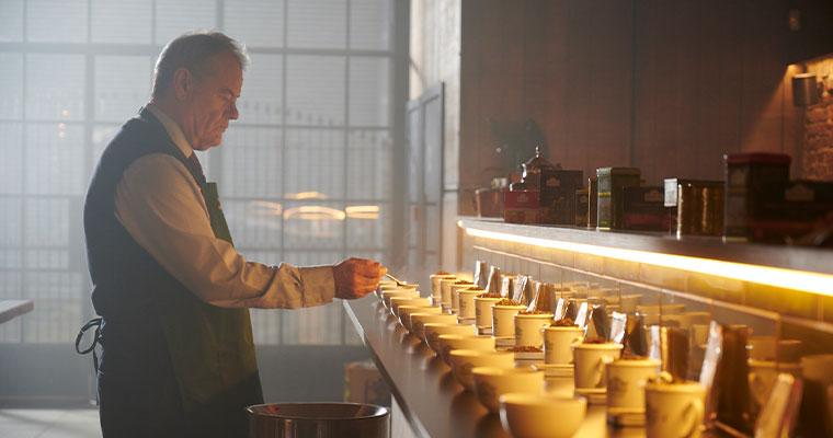 فنّ صناعة الشاي