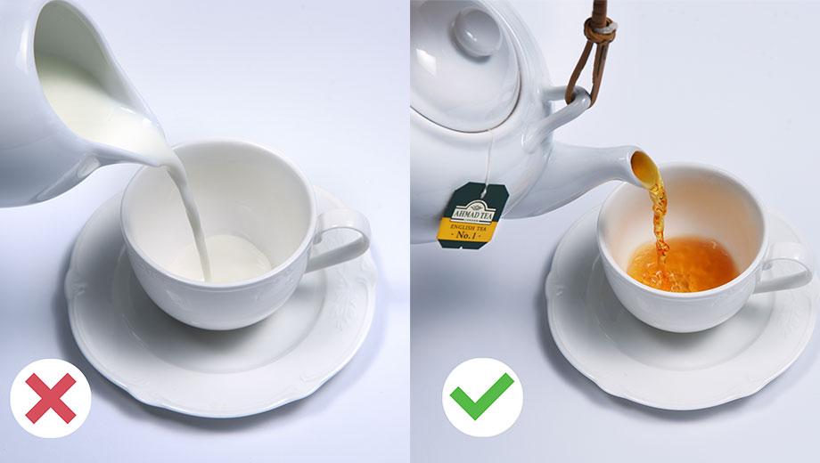 Milk or Tea