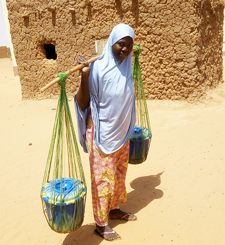 Ahmad Tea's long-term investment has delivered significant improvement to the living standards for communities in Niger.