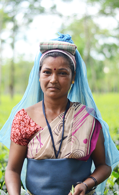 Supporting our tea communities
