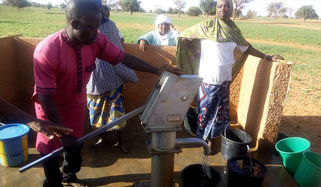 World Water Day: Extending our 10-year journey with Oxfam to provide clean water in Niger