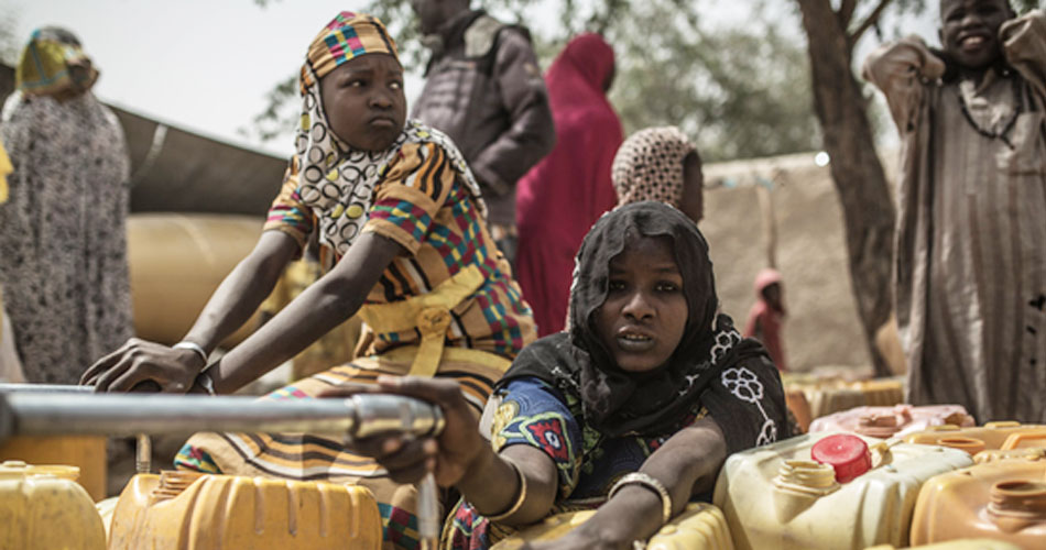 World Water Day,Extending our 10-year journey with Oxfam to provide clean water in Niger