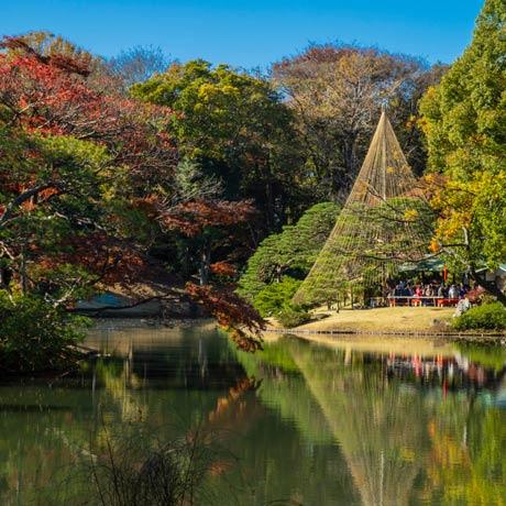 Rikugi-en-Garden
