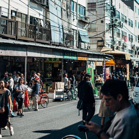 Tsukiji-Market.-Sebastian Hages on Unsplash