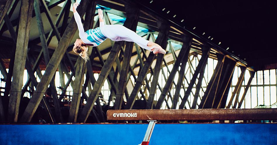 International elite gymnast Alice Kinsella