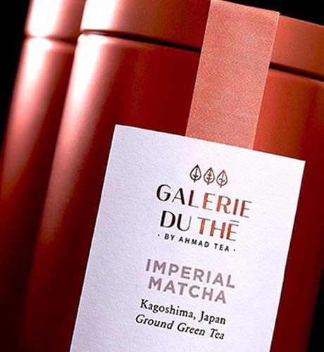 Shop now Galerie du Thé tea ranges