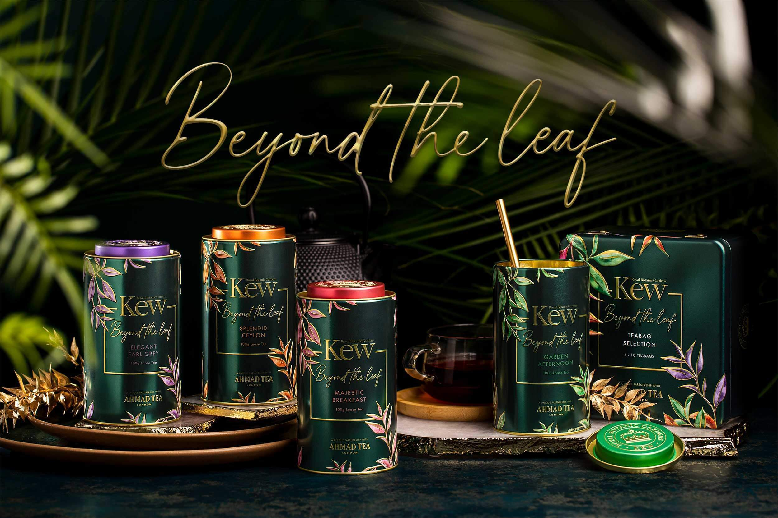 Buy our Beyond the leaf collection